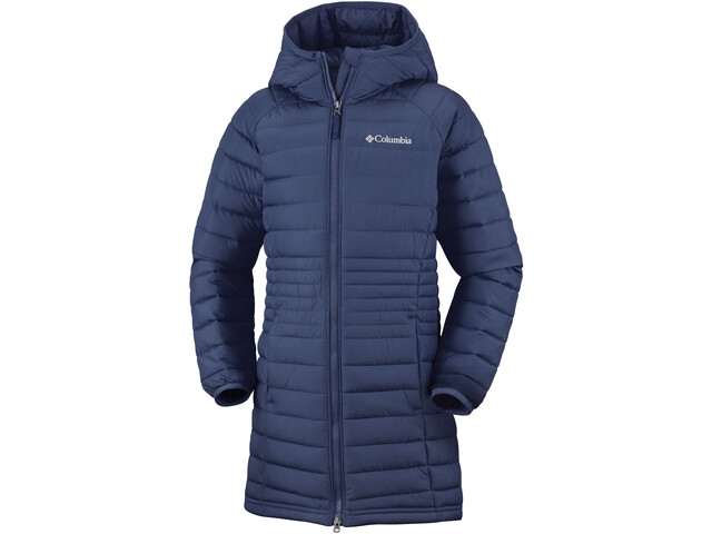 Columbia Powder Lite Jacket Children blue at Addnature.co.uk c4f5d53ce9